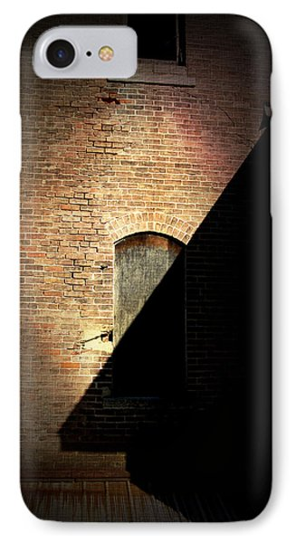Brick And Shadow IPhone Case