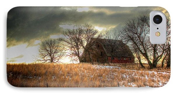 Brick Barn IPhone Case