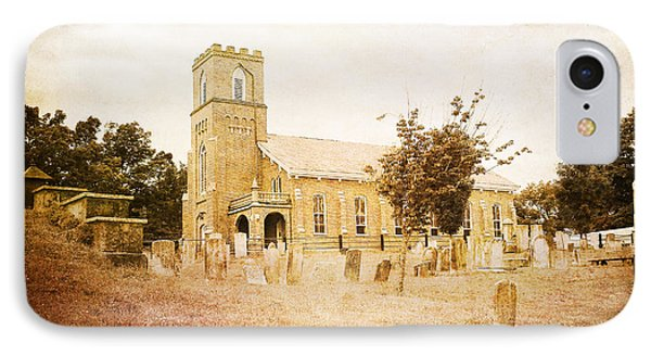 Brick Church In Montgomery IPhone Case