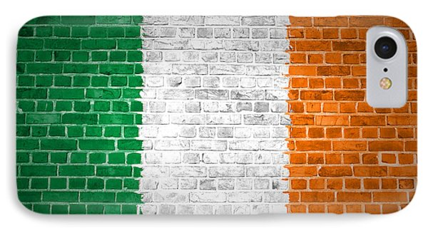 Brick Wall Ireland IPhone Case by Antony McAulay