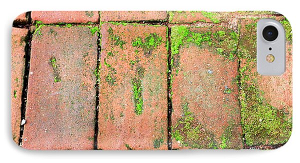Bricks Walkway IPhone Case by Henrik Lehnerer