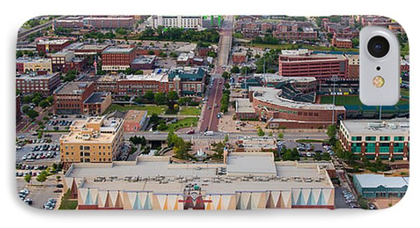 Bricktown Ballpark A Phone Case by Cooper Ross