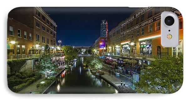 Bricktown Canal IPhone Case by Jonathan Davison