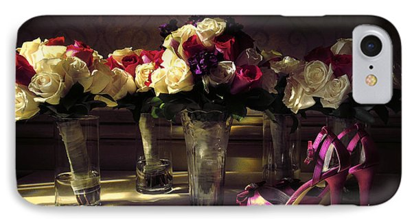 IPhone Case featuring the photograph Bridal Bouquets by John Rivera