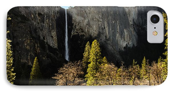 Bridalveil Fall IPhone Case by Celso Diniz
