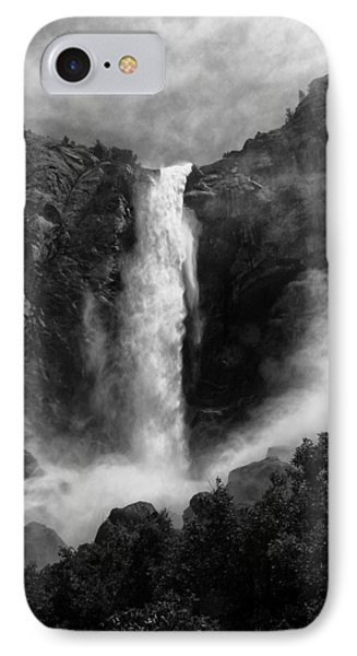 Bridalveil Falls IPhone Case by Cat Connor