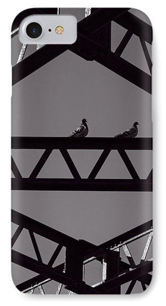 Bridge Abstract IPhone 7 Case