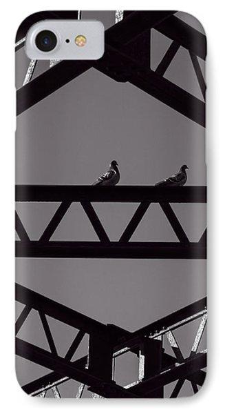 Bridge Abstract IPhone Case