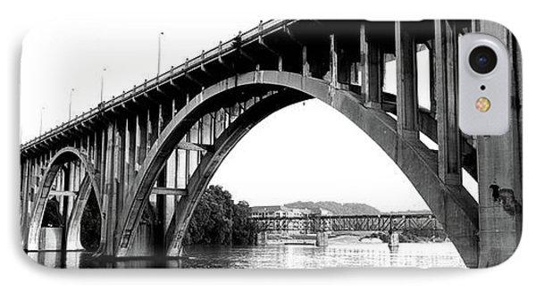 Bridge Across River, Henley Street IPhone Case