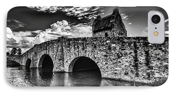 Bridge At Alabama Shakespeare Festival IPhone Case