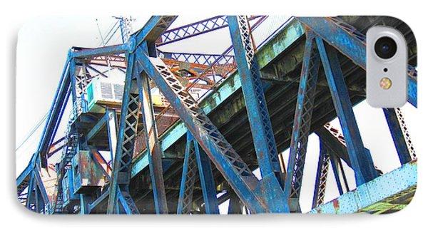 Bridge II Phone Case by Cindi Cereceres