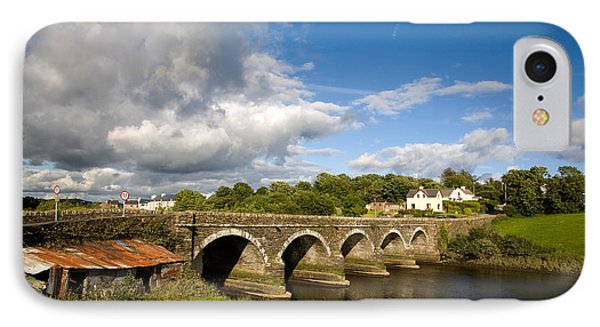 Bridge Over The River Ilen IPhone Case by Panoramic Images