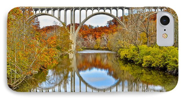 Bridge Over The River Kwai IPhone Case by Frozen in Time Fine Art Photography