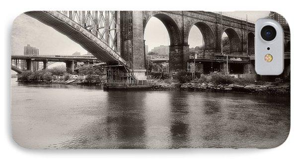 Bridge Reflections IPhone Case by Paul Cammarata