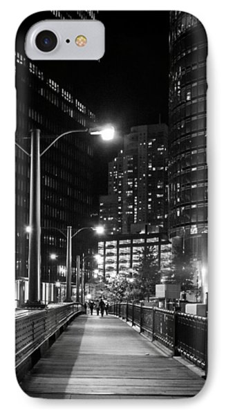 Long Walk Home IPhone Case by Melinda Ledsome