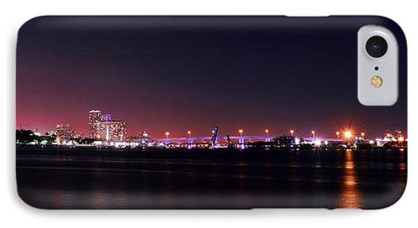 Bridge To Miami Beach IPhone Case by Sukumar Shanmughanathan