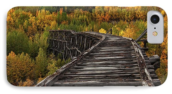 Bridge To Nowhere... IPhone Case