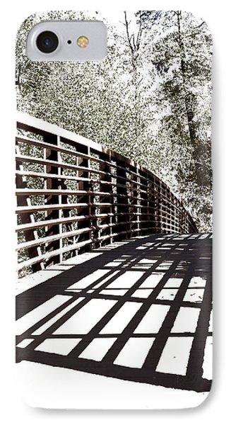 Bridge To Oak Creek IPhone Case