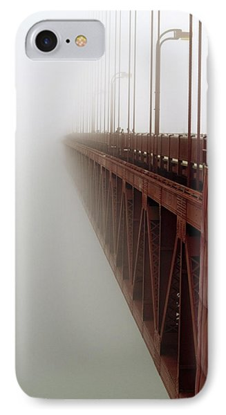 Bridge To Obscurity Phone Case by Bill Gallagher