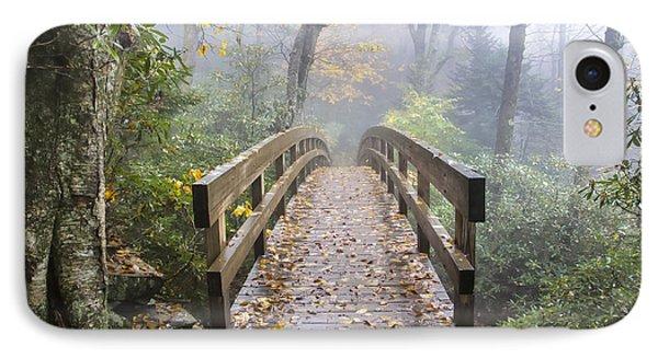 Bridge To Rough Ridge 07 IPhone Case