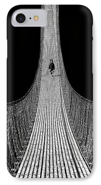 Bridge To The Future IPhone Case