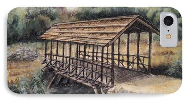 Bridge Phone Case by Tomoko Koyama
