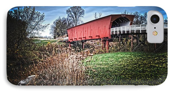 Bridges Of Madison County IPhone Case