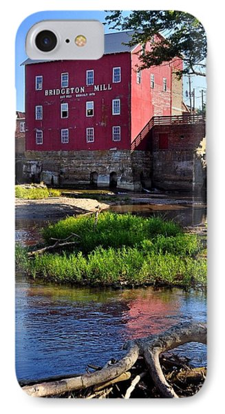 Bridgeton Mill 2 Phone Case by Marty Koch