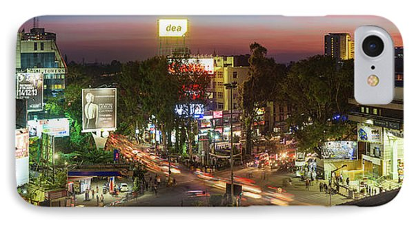 Brigade Road And Main Shopping Area IPhone Case