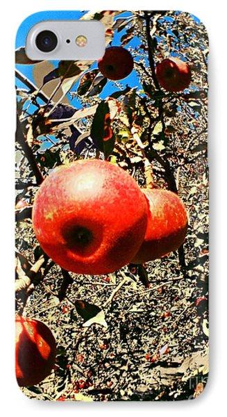 Bright Apples Phone Case by Garren Zanker