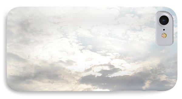 Bright Clouds IPhone Case