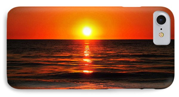 Bright Skies - Sunset Art By Sharon Cummings IPhone Case by Sharon Cummings
