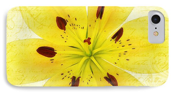 Bright Spot In My Day IPhone Case by Kathi Mirto