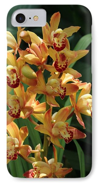 IPhone Case featuring the photograph Bright Summer Flowers by Bill Woodstock