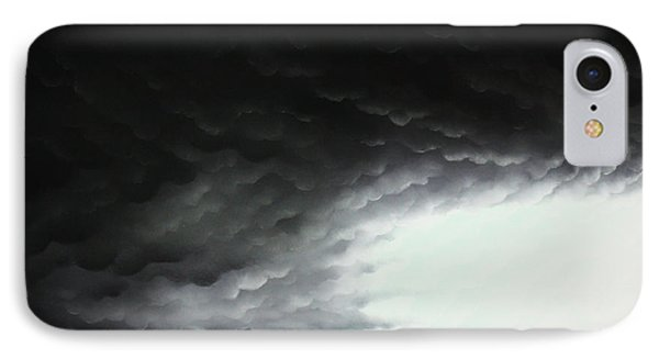 Brighter Days Ahead IPhone Case by Chris Mackie