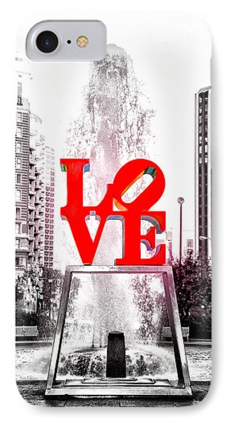 Brightest Love IPhone Case by Bill Cannon