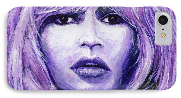 Brigitte Bardot IPhone Case by Paul Wolff