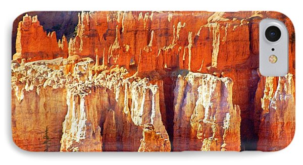 IPhone Case featuring the photograph Brilliant Bryce by Marty Koch
