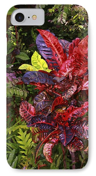 Brilliant Colors Of Leaves IPhone Case