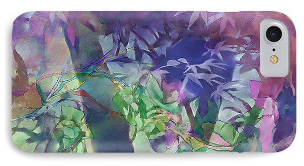 IPhone Case featuring the digital art Brilliant Sunrise by Ursula Freer
