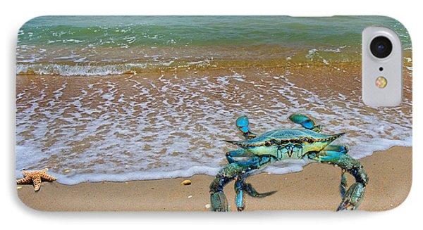 Brilliant Vivid Life Creatures Phone Case by Betsy Knapp