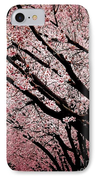 Bring On Spring IPhone Case by Christy Ricafrente