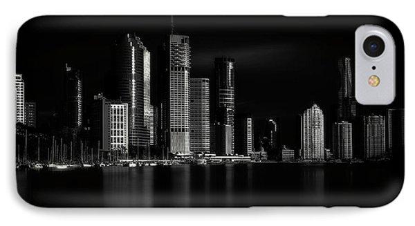 Brisbane City Of Light IPhone Case