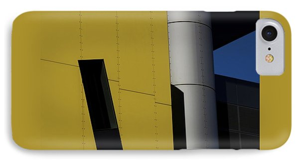 Brisbane Square Abstract 1 IPhone Case