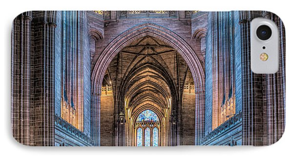 British Cathedral Phone Case by Adrian Evans