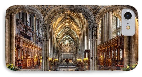 British Church Phone Case by Adrian Evans