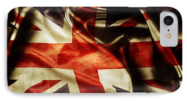 British Flag  IPhone Case by Les Cunliffe