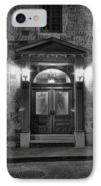 British - Jack The Ripper's Doorway II Phone Case by Lee Dos Santos