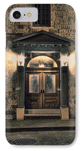 British - Jack The Ripper's Doorway IIi Phone Case by Lee Dos Santos