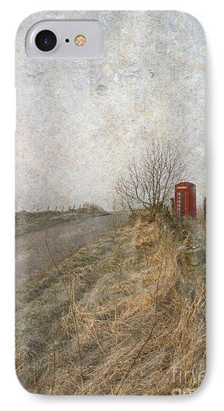 British Phone Box Phone Case by Liz  Alderdice